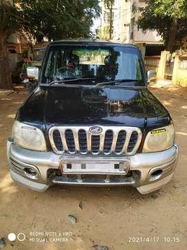 Mahindra Scorpio 2006-2009 SLX 2.6 Turbo 7 Str, 2006, Diesel