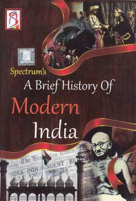 Spectrum's A Brief History of Modern India
