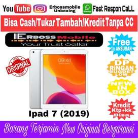 "SPesiaL TemPat Kredit DP ipad 7 [2019/10""/32GB/Wifi+4G] New Apple"