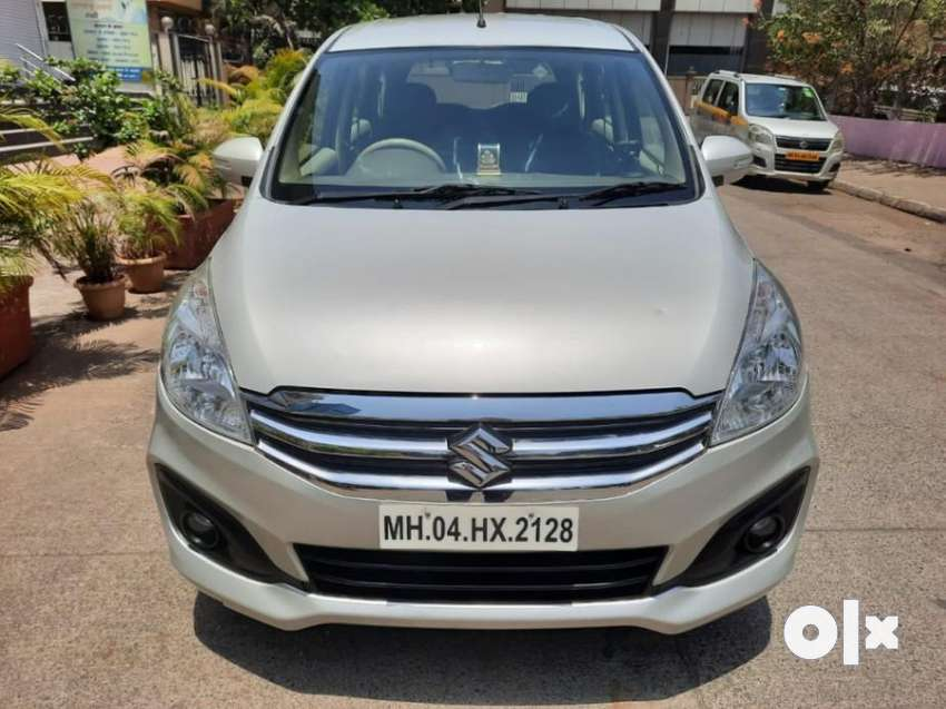 Maruti Suzuki Ertiga VXI CNG, 2017, CNG & Hybrids
