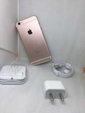 IPHONE 6S-64GB EXCELLENT WORKING WITHOUT USED€$*
