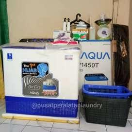 Jual Paket Usaha Laundry Kiloan