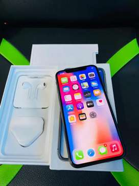 Iphone x 64 GB grey