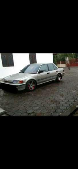 Mobil honda civic LX 1988