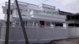 4, bhk new housein Thrissur palakkal Center