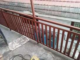 Welding work & Roofing work