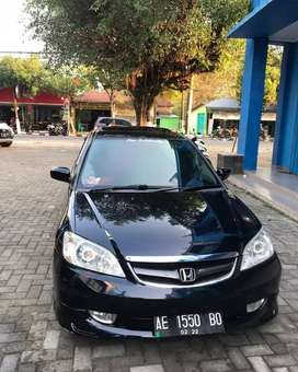 Honda Civic ES Vtis 2004 Modifikasi JDM