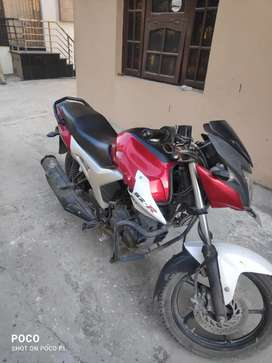 yamaha szr, new condition bike, always ok