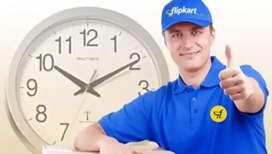 Basti Flipkart delivery boys required