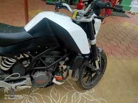 Duke 200,2017 model,good condition,