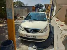 Tata Indica Vista D90 VX BS IV, 2011, Diesel
