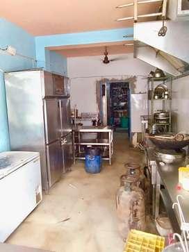 Kitchen Equipments and Setup