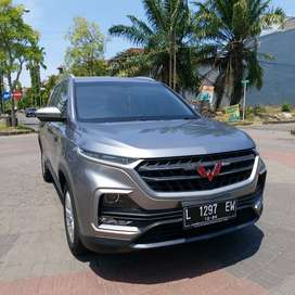 Wuling Almaz Turbo Manual 2019 km 9rb