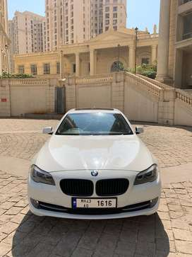 BMW 5 Series 525d Sedan, 2013, Diesel