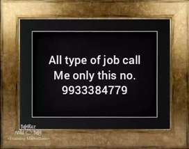 All type of job available