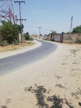 COMMERCIAL&RESIDENTIAL PLOT FOR SALE. AT PHULL CHOWK KHANQAH SIRAJIA