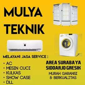 Service Ac Mesin Cuci Kulkas