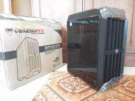 Venom rx bravos casing tempered glass