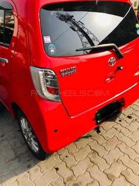Toyota pixis G package full option