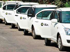 Driver for ola cab.