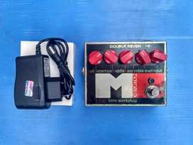 Efek butik KS AJI dual distortion MESA dan MARSHALL not boss ibanez