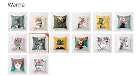 Ready stock cushion import cover sarung bantal sofa kekinian
