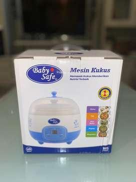 Baby safe Mesin Kukus