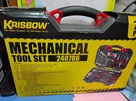 Kunci set ( mechanic tool set )