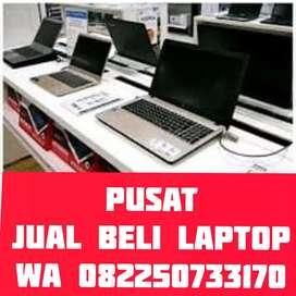 Pusat Laptop second siap melayani