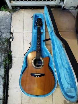 Jual Ovation Pinnacle 3862 Acoustic Electric Guitar (Gitar Akustik)