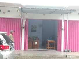 Oper kontrak ruko 1 lantai di Kalipancur