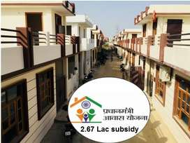 BOOK A HOME IN LUCKNOW 2BHK IN 23 LAKH