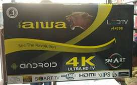 New Aiwo Smart 4K Led Tv