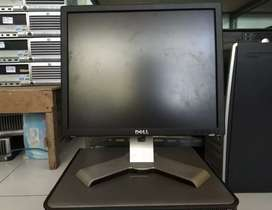"Monitor desain 17""dell harga diskonan"