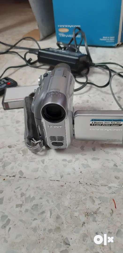 Sony handycam DCR-HC32E PAL 0