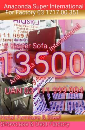 Sofa Counter Hotal & Fast Food Factory  Restaurant Fast Food Machinery