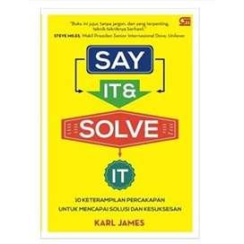 Say It & Solve It