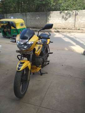Good Condition TVS Apache SelfSt with Warranty |  6947 Bangalore