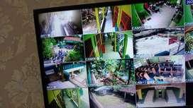 PAKET KAMERA CCTV ONLINE PLUS INTALASI DAN BERGARANSI