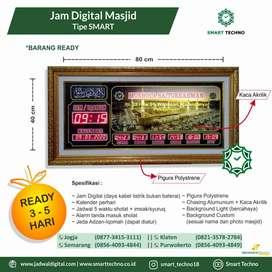 Produksi Jam Masjid Smart Area Klaten