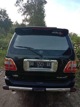 Dijual Mobil Kijang Toyota diesel LGX