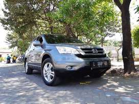 Honda CRV 2,4 matic / AT 2010 TDP 35jt Angs 4,1 x 47bln