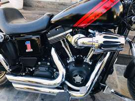 Harley davidson FATBOB 1600 CC