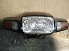 batok depan Honda Grand komplit lampu
