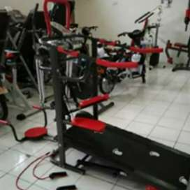 Treadmill manual 7 fungsi terlaris