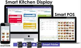 Restaurant - Fast Food - Pizza Outlet Software With other equipments