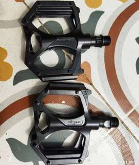 Pedal Sepeda Alloy / Pedal Sepeda Wellgo M195 Bearing