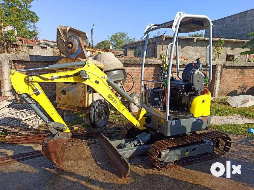 Wacker neuson EZ17 mini excavator 0