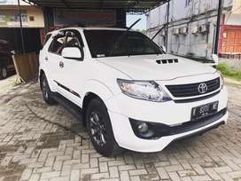Toyota fortuner vnt trd 2014 manual