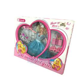 Boneka Barbie The Wonderful Girls